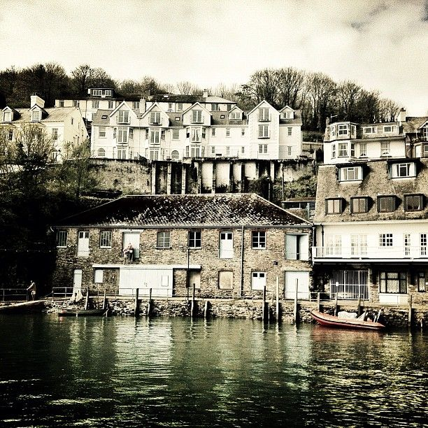 Old Sardine Factory Looe