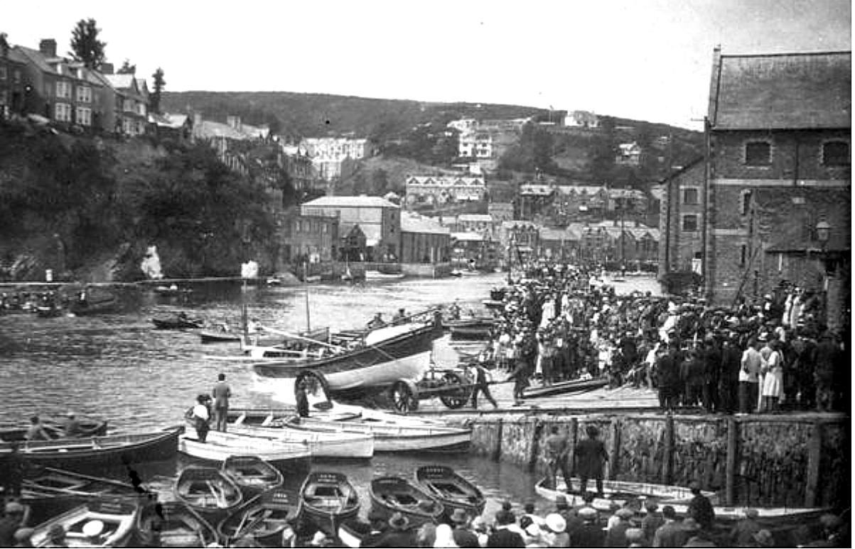 East Looe boats