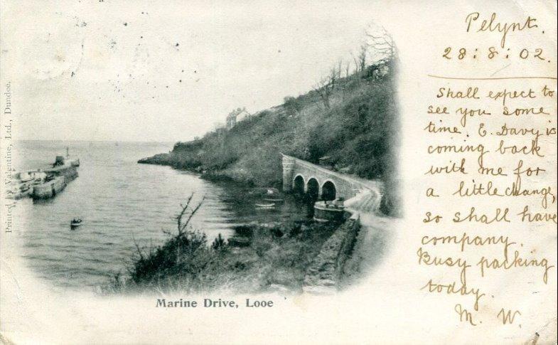 Marine Drive, Hannafore