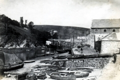 view of the old sardine factory